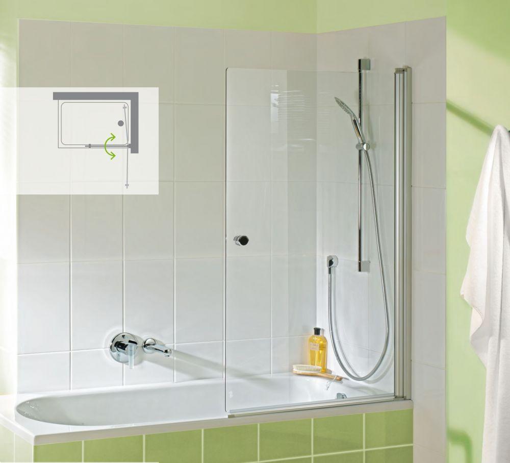 Badewannenaufsatz Nach Mass Bis 105 Cm Breite 1 Tlg Ihr Bad Info