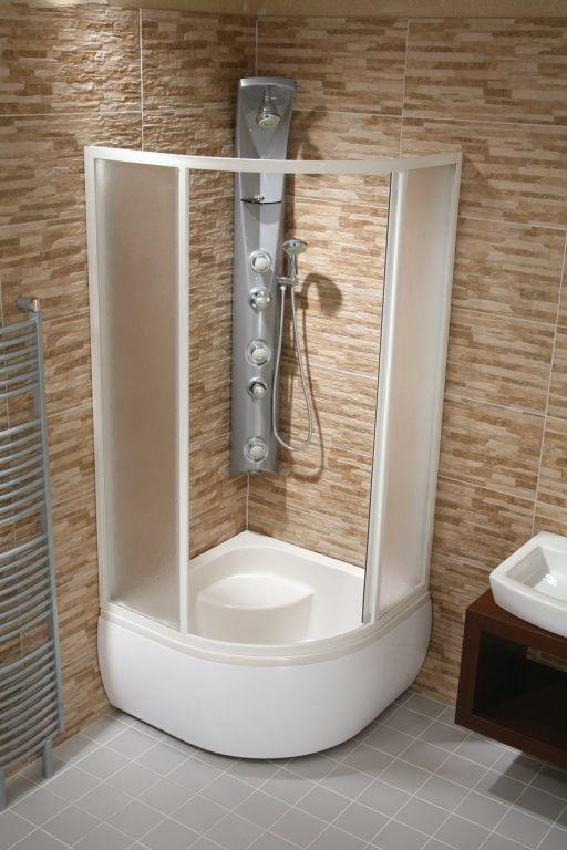 duschtasse 90x90 cm 35 cm radius 55 cm viertelkreis duschtassen duschbadewanne anti rutsch. Black Bedroom Furniture Sets. Home Design Ideas
