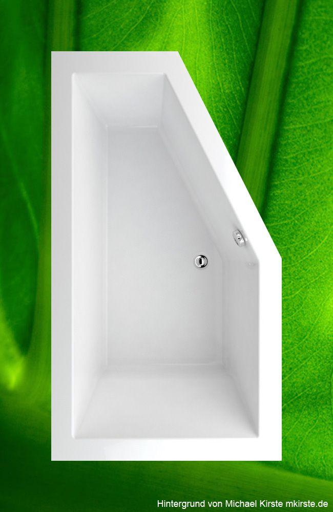 raumsparwanne wannentr ger excenter set 160x90 cm l ihr. Black Bedroom Furniture Sets. Home Design Ideas