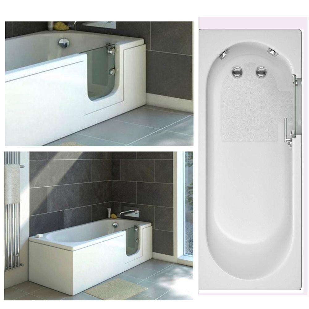 badewanne 150 x 70 cm hocascade rechtss raumsparbadewanne badewanne mit t r duschbadewanne. Black Bedroom Furniture Sets. Home Design Ideas