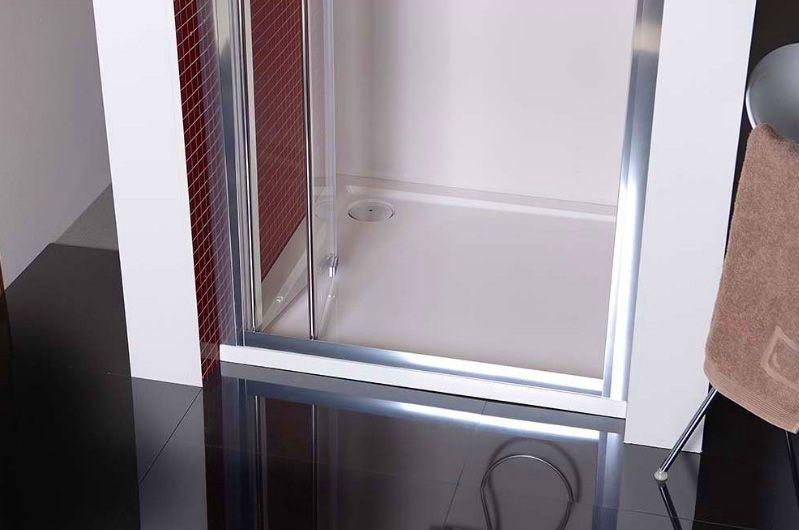 dusche u form 90x90 x200 cm made in eu von ihr bad info. Black Bedroom Furniture Sets. Home Design Ideas