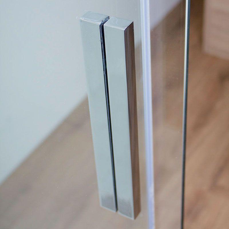 duschkabine 130x80 eckeinstieg dusche echtglas ihr bad info. Black Bedroom Furniture Sets. Home Design Ideas