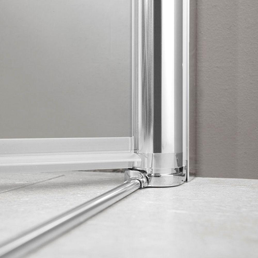 Duschtür 80x200 cm von IHR-BAD.INFO
