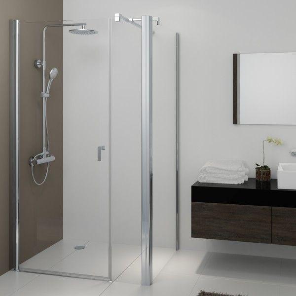 eckdusche 120x90 x200 cm made in germany von ihr bad info. Black Bedroom Furniture Sets. Home Design Ideas