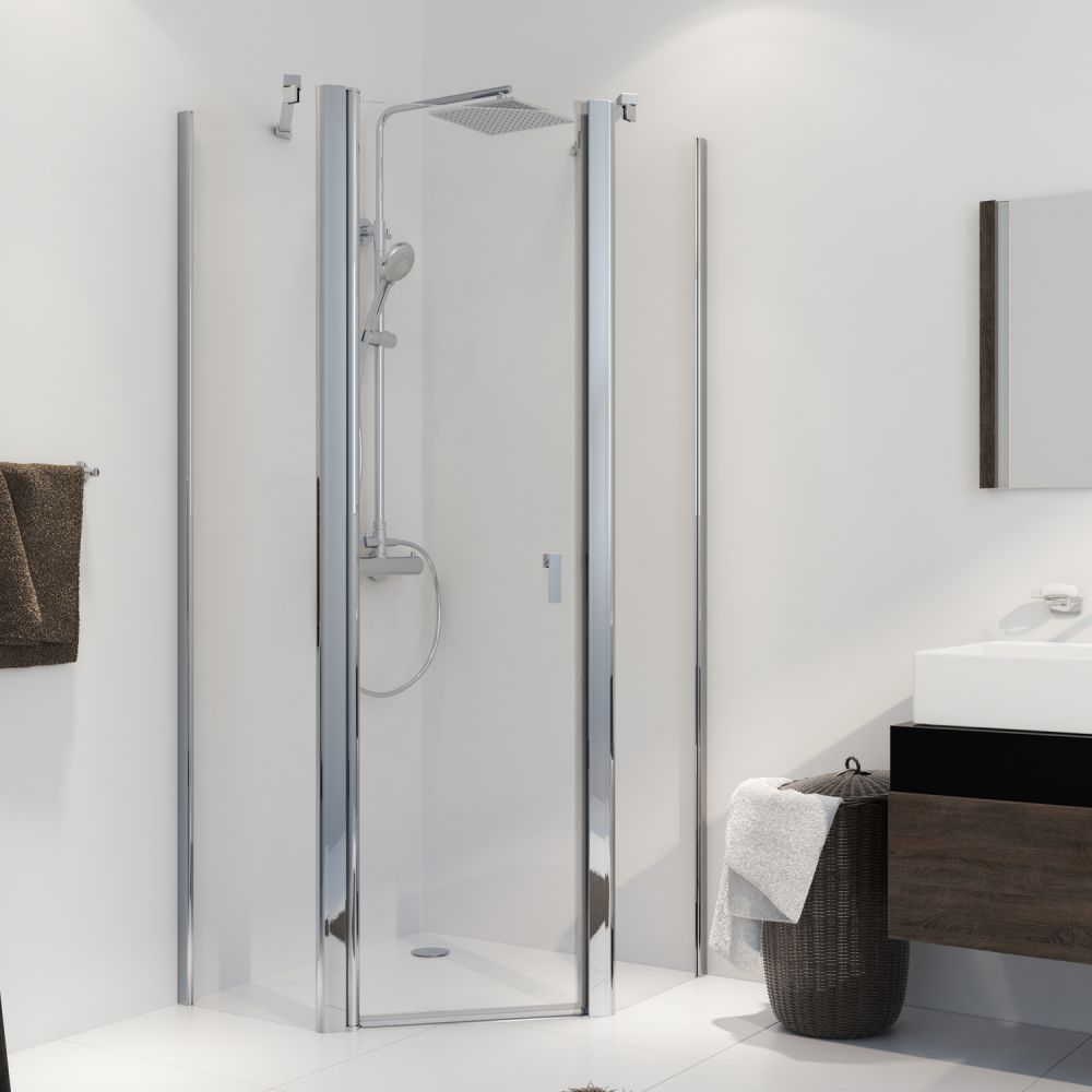 duschtasse 100x100 cm 2 5 cm abgeschr gt flach duschtassen duschbadewanne anti rutsch. Black Bedroom Furniture Sets. Home Design Ideas