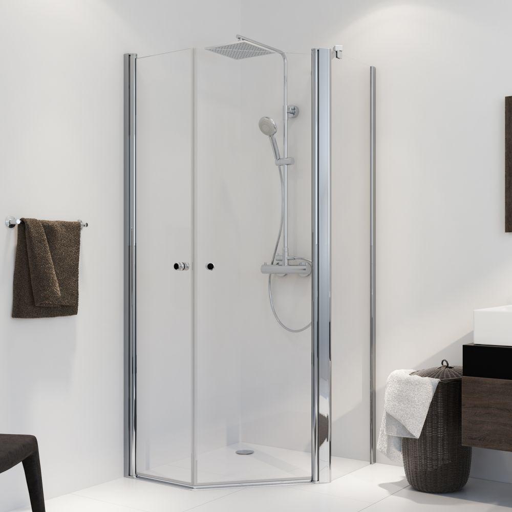 duschtasse 90x90 cm 14 cm abgeschr gt flach duschtassen. Black Bedroom Furniture Sets. Home Design Ideas