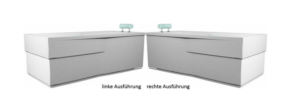 badewanne 170 x 70 columba rechteckbadewanne badewanne mit dusche duschbadewanne. Black Bedroom Furniture Sets. Home Design Ideas