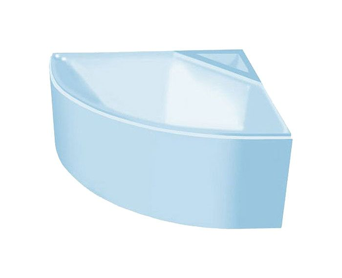 badewanne 160 x 100 spinell mono links raumsparbadewanne. Black Bedroom Furniture Sets. Home Design Ideas