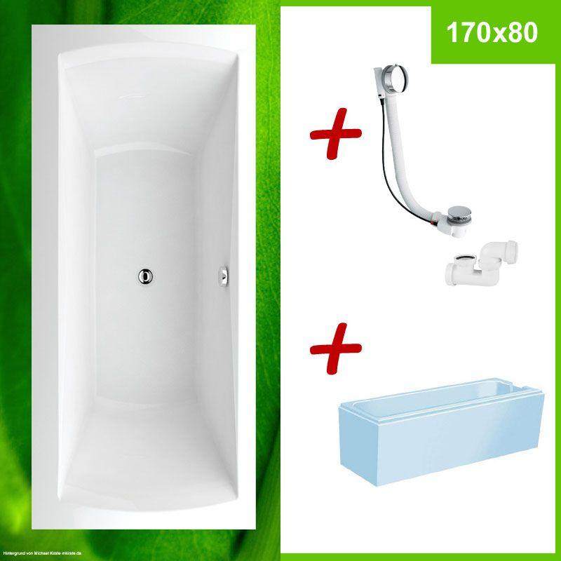 Badewanne Für Zwei Mit Wannenträger Und Ablauf Ihr Badinfo