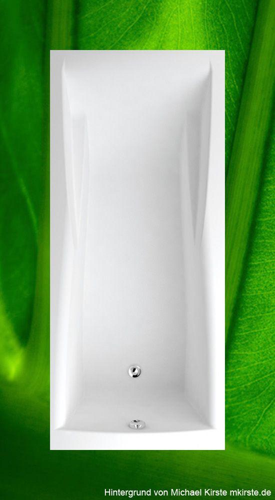 badewanne 160 x 70 columba rechteckbadewanne badewanne mit dusche duschbadewanne. Black Bedroom Furniture Sets. Home Design Ideas