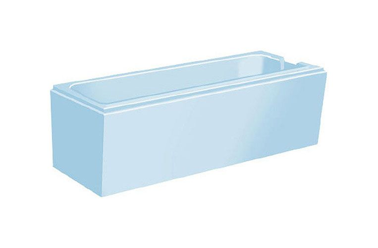 wannentr ger styropor hoviva b 185x80. Black Bedroom Furniture Sets. Home Design Ideas